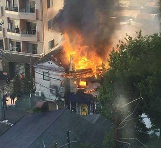 新宿ゴールデン街火災、ホームレスの春名弘容疑者を逮捕