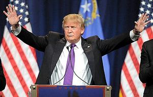 トランプ氏が提唱する「国境の壁」、建設費1兆円以上かかる計算 → トランプ「費用は米国ではなくメキシコが負担」