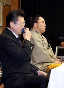 【相撲】日馬富士、反省ゼロ? 会食で「まさかビール瓶ないでしょうね」と自虐ジョーク