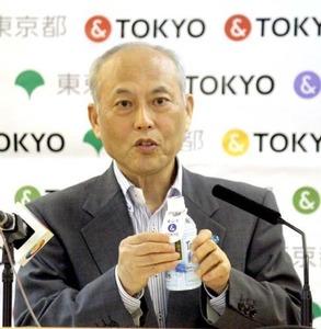 【盗作】舛添「『&TOKYO』は記号だから著作権は存在しない」 → ネット民「ただの記号に1臆3千万も使ったのか」と批判殺到して火に油を注ぐwwwww