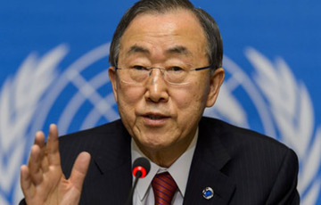 パン・ギムン国連総長、トランプに面談約束を破棄されてメンツ丸潰れwwwww