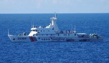 尖閣周辺に中国漁船230隻…異例の多さ、外務省が抗議