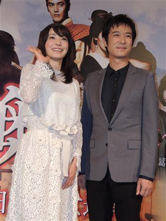 【祝】堺雅人と菅野美穂が来月結婚
