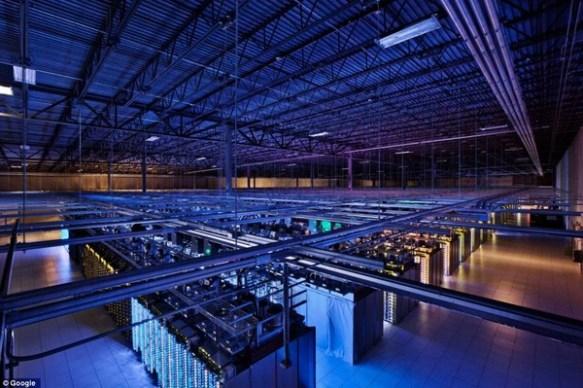 【画像】Googleがデータセンターを初公開!スゴ過ぎるwwwwwwwww