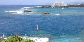 9月頭に沖縄いった時の写真をあげてく。