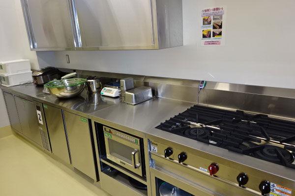 ハラール専用キッチン