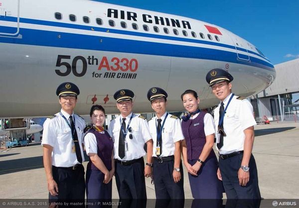 50TH A330 DELIVERY TO AIR CHINA_02_
