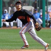 【野球】田中賢介・岡島秀樹が戦力外