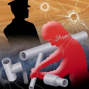 【兵庫】ホームセンターの材料でバズーカ砲を作成した16歳少年を逮捕