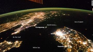 韓国「NASAの写真に日本海と表記されてるニダ!」 東海併記を要求するも無視されて逆ギレwwwww