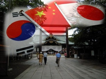 安倍首相、APEC後に靖国参拝の可能性 → 韓国人「もはや病気」