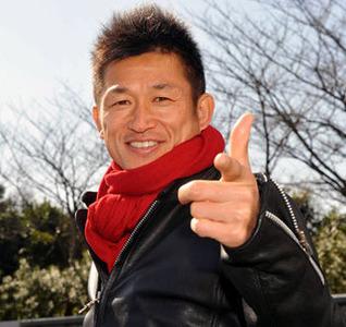 【サッカー】カズ、張本発言に感謝 「『もっと活躍しろ』って言われているんだなと」