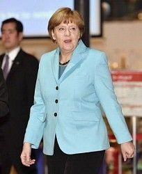 ドイツ・メルケル首相が講演 周辺国との和解には「過去と向き合うことが重要」「ドイツはきちんと過去と向き合った」
