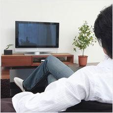 【話題】テレビのない生活、耐えられる?