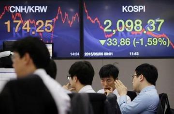 【爆笑】IMFが韓国を土人国家に認定! 「新興国でもやらないような振る舞いをするな」と公開糾弾wwwww
