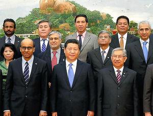 【中国】投資銀、創設メンバー57カ国で確定…アジア開銀と遜色なし