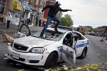 【米国】ボルティモアで黒人暴動が発生 → 韓国人の店が集中的に略奪されるwwwww