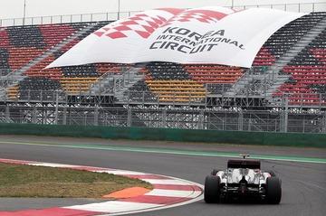 大赤字のF1韓国GP、組織委員会が解散…巨額の損失に巨額の違約金