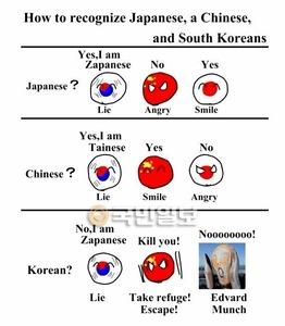 レコードチャイナが『日本人、中国人、韓国人の見分け方』を紹介 → 図星をつかれた韓国人が逆ギレwwwww