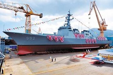韓国の最新鋭イージス艦、搭載兵器が海水で錆びて使用不能になっていたと判明。おまけに2年間誰も気付かず大問題にwwwww