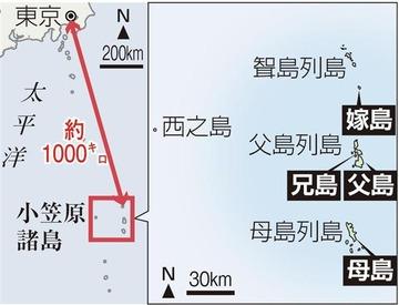 中国船、小笠原に押し寄せ傍若無人な振る舞い…サンゴ密漁 「自分達の領土で好き勝手されているのに守るすべがない」