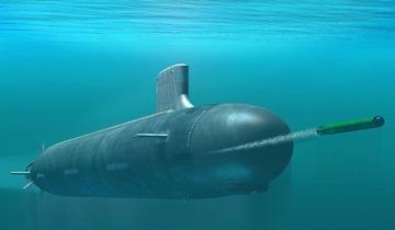 中国「時速5800キロで移動できる潜水艦技術を開発したアル」