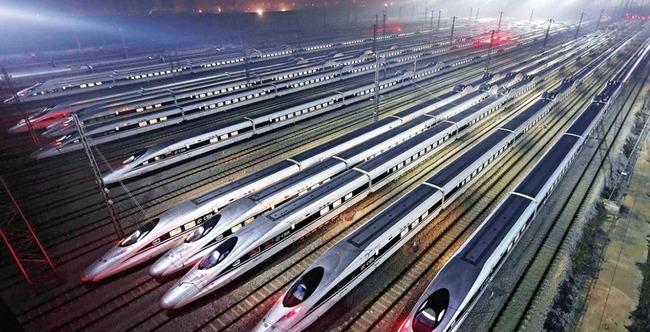 中国高速鉄道