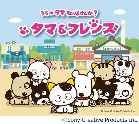 22年ぶりに「うちのタマ知りませんか?」の新作アニメが10月から放送決定!
