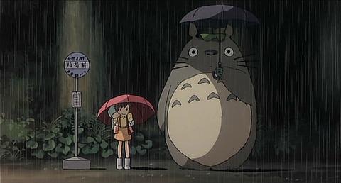 【現実を見ようぜ】『トトロ』に触発され傘を盗んだ台湾人を逮捕!「傘をあの廟に持ち込めばご利益があると思った」