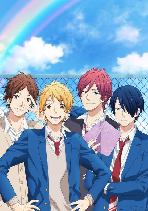 アニメ「虹色デイズ」のメインキャストが勢揃いするイベント「青諒高校春の文化祭」が開催決定!