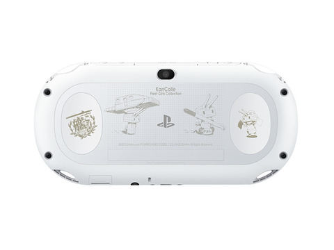 PSVita『艦これ改』刻印モデルのPSVita本体、再予約販売決定!! 詳細は12月上旬に!
