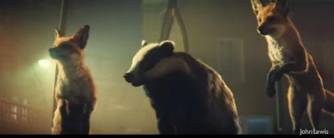 【動画あり】夜中に森の動物たちが次々にやってきてトランポリンでぴょんぴょんするCMがかわいいwwwwwwwww