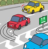兵庫県の中国自動車道で70代の男性が運転する車が20キロにわたって逆走する・・