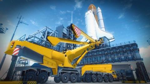 【動画あり】重機を操縦できるシミュレーションゲーム「Giant Machines 2017」が登場!