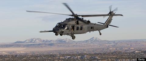 沖縄本島中部の沖合で米軍ヘリ墜落!