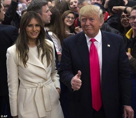 トランプ氏の妻の演説が8年前にオバマ大統領のミシェル夫人が行った演説の内容と酷似していたことについてスタッフがミスを認めて謝罪