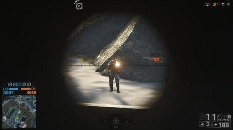 【すげぇ】1km先離れた建物に篭っているISIS戦闘員を特殊空挺部隊『SAS』が壁抜き射撃で射殺