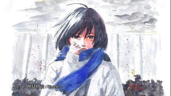 【進撃の巨人】第1話 圧倒的ビジュアルで描かれるグロ & 絶望感がすごい!!カーチャン・・・(´;ω;`)