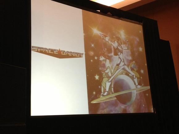 【Space☆Dandy】「カウボーイビバップ」スタッフが手がけるボンズ新作SFアニメ『スペース☆ダンディ』2014年1月登場!!