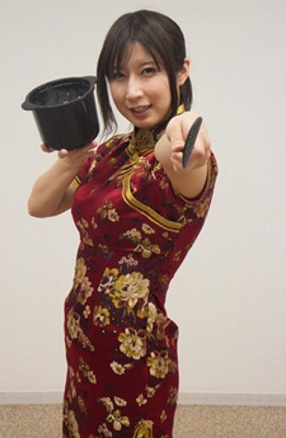 【高森奈津美】なつ姉の胸揺れGIF&谷間画像が素晴らしい・・・!!