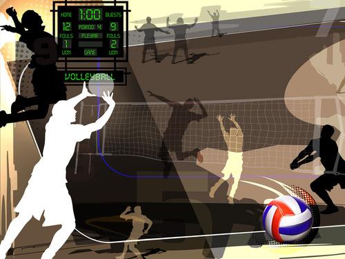 運動音痴が一番恐怖するスポーツは「バレーボール」