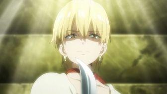 【マギ】アリババが王宮剣技を領主に叩き込むシーンを、原作とアニメとで比較 ★その他小ネタ集