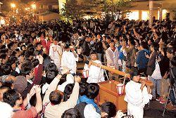 ぼんぼり祭りの来場者数10000人超えwwww【花咲くいろは】