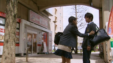 北原里英がドラマでキス!【画像あり】