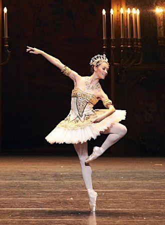 橋本清香さん、ソリスト昇格 バレエの画像が美しいと話題