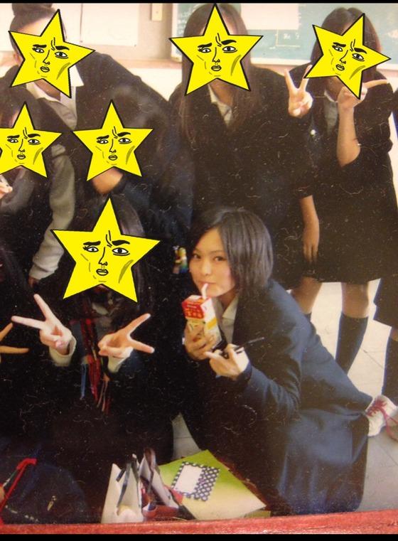 【画像】 NMB48山本彩の高校生時代ガラ悪すぎやろ・・・