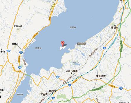 関西人ですら知らない!?琵琶湖に人が住む離島が存在していた!
