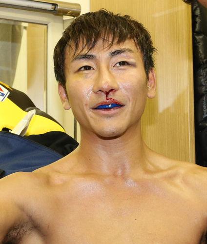 キマグレンのKUREIがプロボクサーデビューも1回KO負け