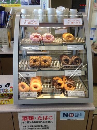 ミスタードーナツ終了!セブンイレブンが国内全店でドーナツ販売