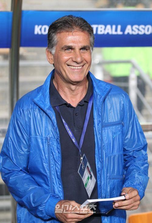 【サッカーW杯】韓国サッカー協会関係者がチェ監督に向かってガッツポーズをしたケイロス監督をFIFAとAFCへ提訴?